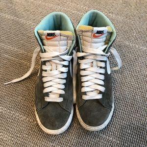 High Top Nike Blazers